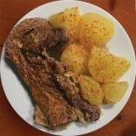 Carn de vedella gallega 'o caldeiro'